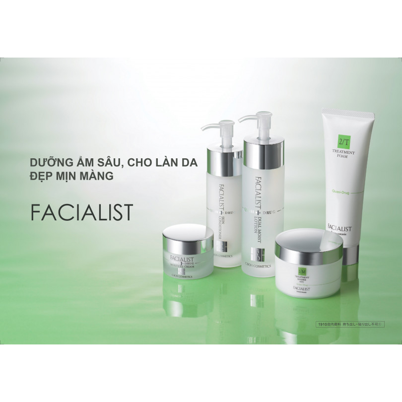 Kem tẩy trang Facialist Treatment Masser
